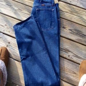 Rustler blue jeans 38~34
